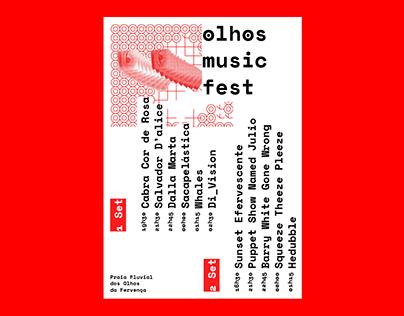 Olhos music fest
