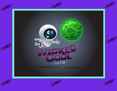 Toy Company Branding & Logo Design