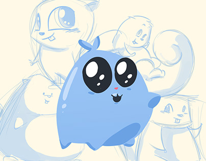 Bondo - Character Design