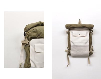 Paca Hammock Backpack - Tijs Studio