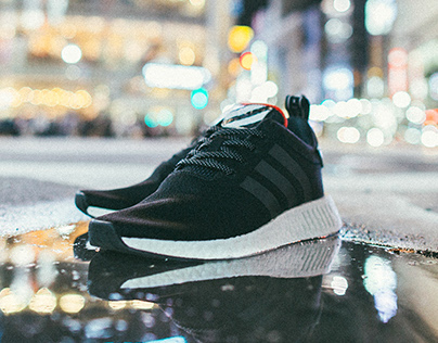NMD R2 - TOKYO Flagship store