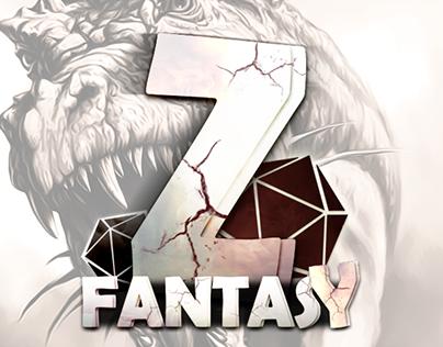 Icon & Background for Zeta Fantasy