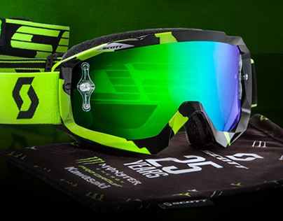 Scott Sports | 2016 Pro Circuit LE Hustle Goggle