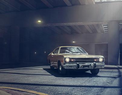 Dodge Dart - Matthew Jones Photography