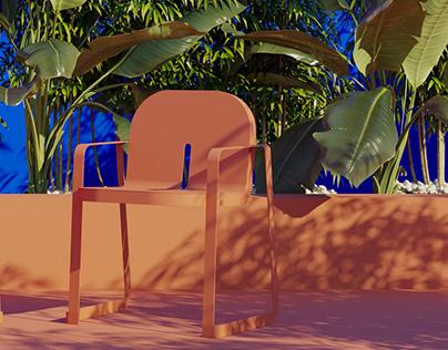 Sunshine chair