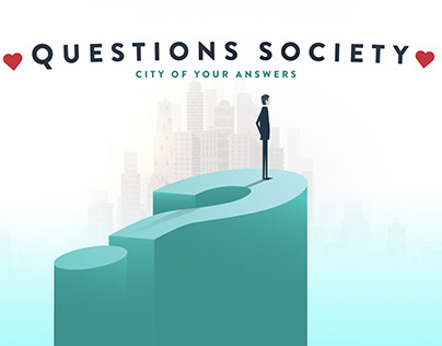 Questions Society - Cover