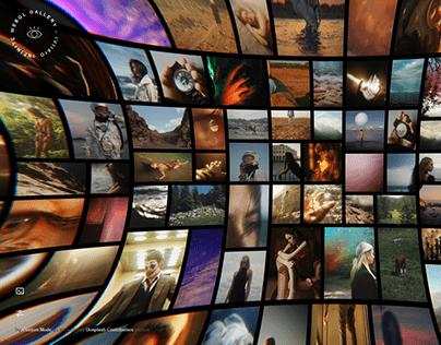 WebGL Image Gallery   Unsplash API