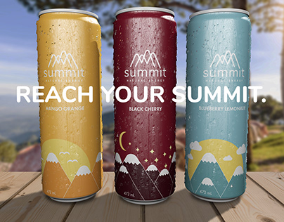Summit Energy: Branding and Package Design