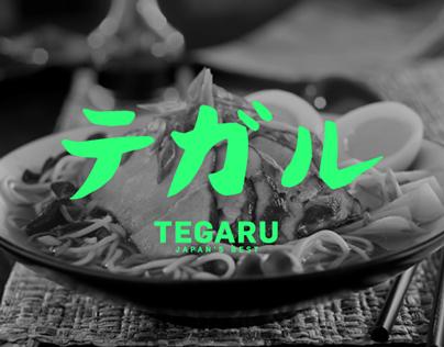 Tegaru   Branding