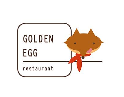 Communication visuelle - Golden Egg