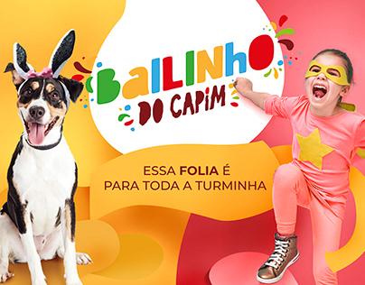 Campanha Bailinho Pet - Capim Dourado Shopping