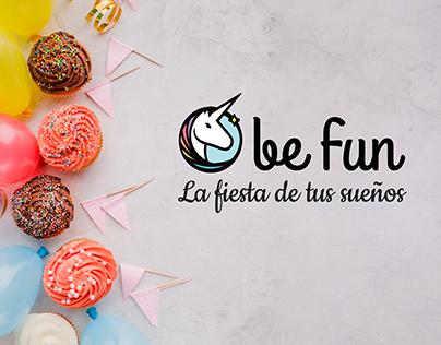 Be fun, la fiesta de tus sueños