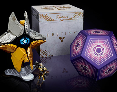 SDCC Exclusive | DESTINY | Iron Song Ghost Shell