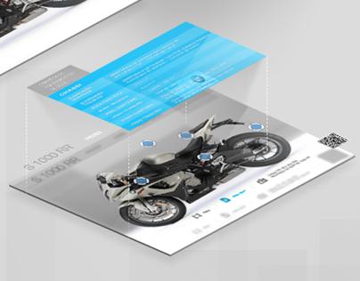 BMW Motorrad Brasil | Web App