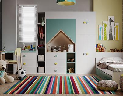 It's A Boy Bedroom