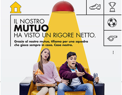 Banco BPM - MUTUo Campagna affissione.