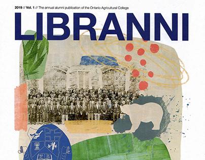Cover Illustration, Libranni Vol. 1