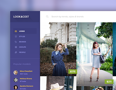 Look&Cost layout
