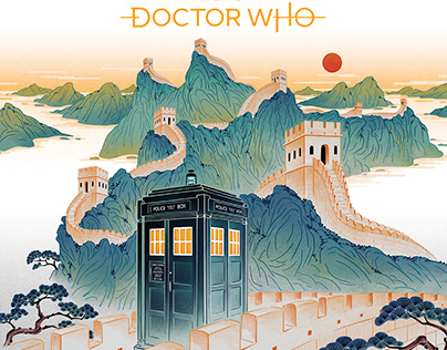 Poster Series: DOCTOR WHO
