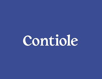 Contiole - Logo Design