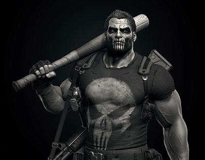 Punisher - Sideshow