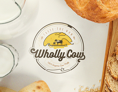 Wholly Cow - 100% Organic Cow Milk