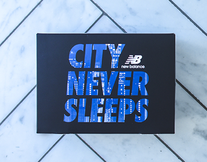 "KITH Treats x New Balance ""City Never Sleeps"""