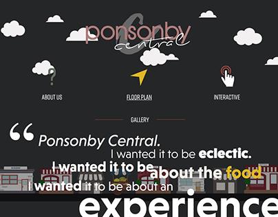 Ponsonby Central - Interactive E-Pub