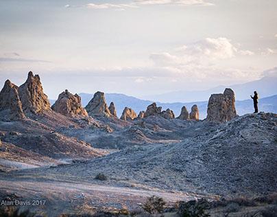 Overlanding The Mojave