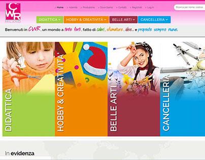 Sito Web - www.cwr.it