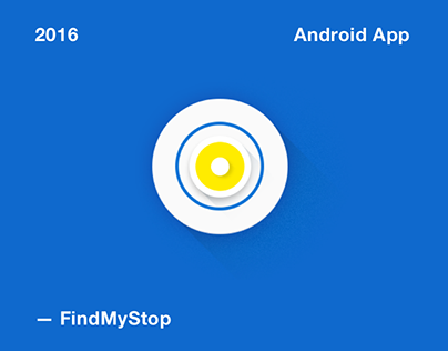 FindMyStop app