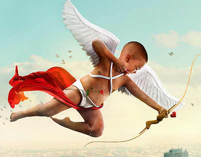 Cupido is coming