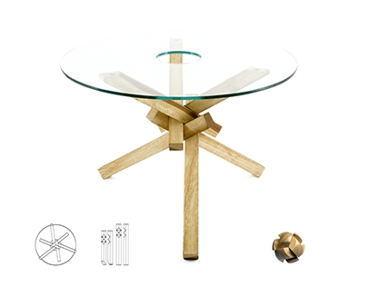 Coffee Table Puzzle