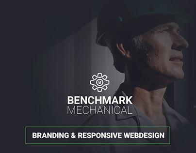 Benchmark Mechanical   Rebrand & Responsive Design