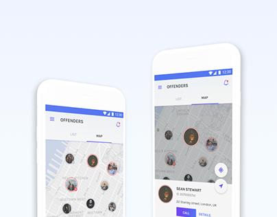 Attenti | Mobile App