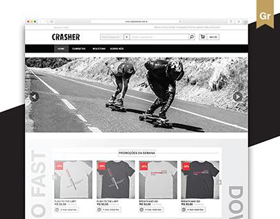Crasher Clothing