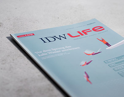 IDW Life Magazin