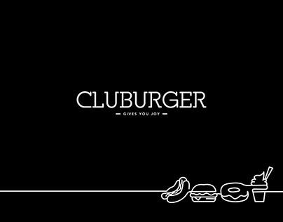 CLUBURGER - Branding