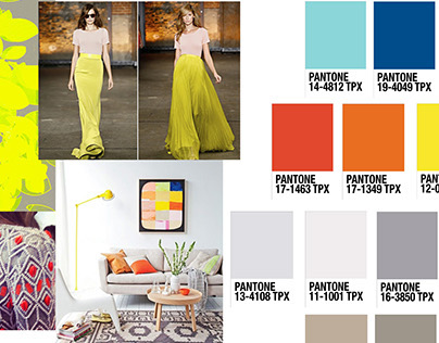 2014 SS Color/Trend Boards / LR Resources (Home Decor)