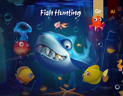 Fish Hunting Game