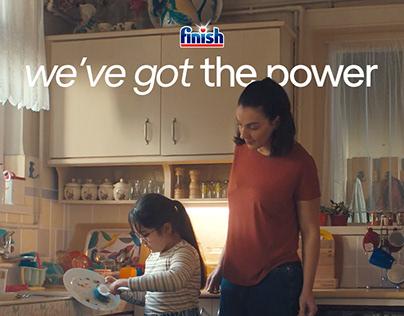 FINISH - We've Got The Power