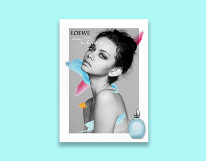 "Loewe ""A mi Aire"" - Proposal"