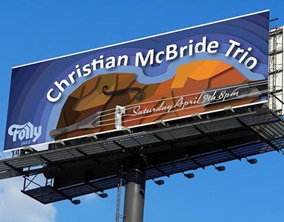 Christian McBride Trio (Poster Extensions)