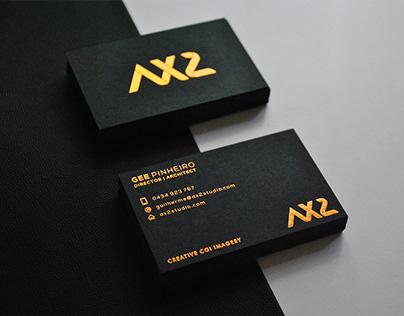 AX2 Studio - Branding Update 2018