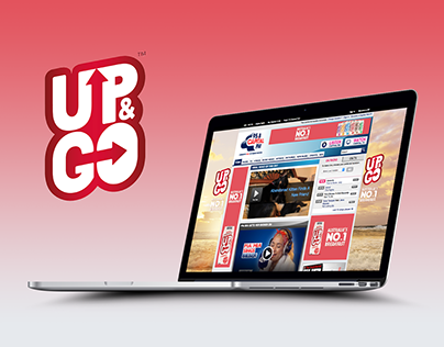 HPTO Banners: Up&Go
