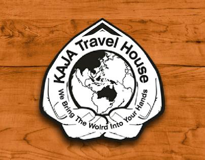 Kaja Travel House branding work