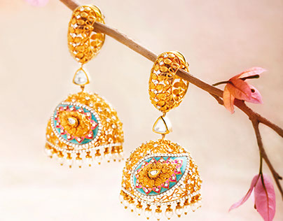 Inayat by PCJ for the contemporary Indian Bride