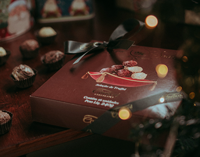 SOCIAL MEDIA | Natal Caracol Chocolates