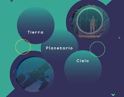 Planetario BA - Rediseño Identidad gráfica