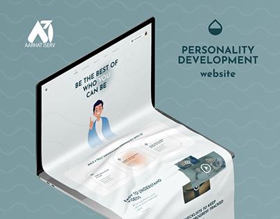 Personality Development Website